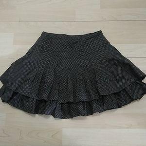 2/20$ Girl brown skirt